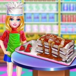 christmas cooking games for girls
