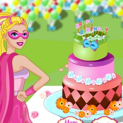 Birthday Cake Online Game